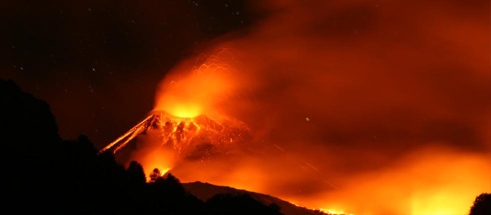 Escursione Etna a 3.000 Metri