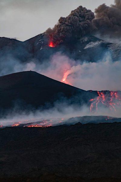foto eruzione tamajo