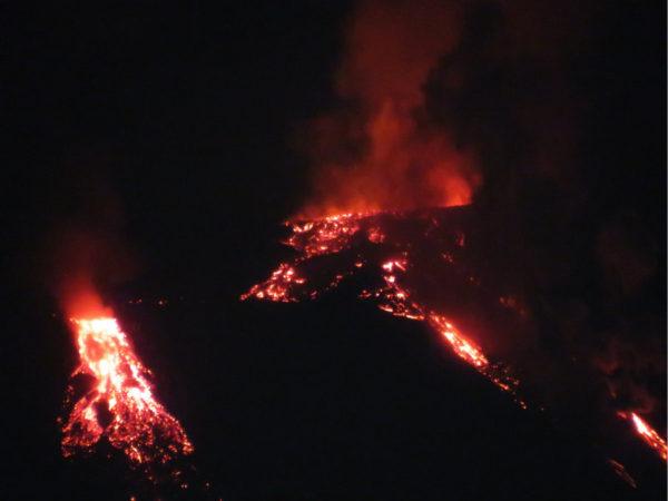 etna foto eruzioni1