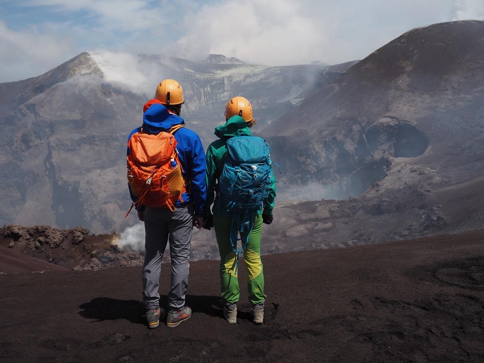 Etna trekking crateri