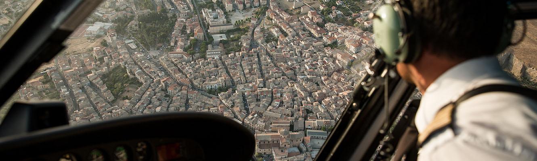 escursione Etna elicottero