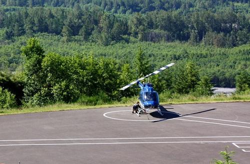 etna 2 elicottero